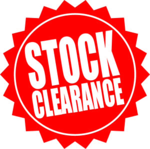zStock Clearance Sale