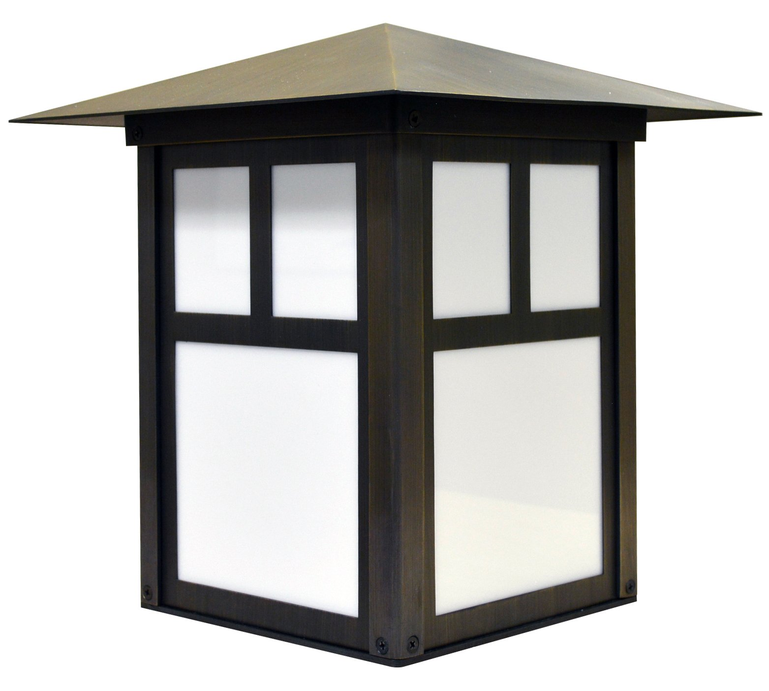 Alliance Outdoor Lighting :: Posts :: POST100-LED-4W